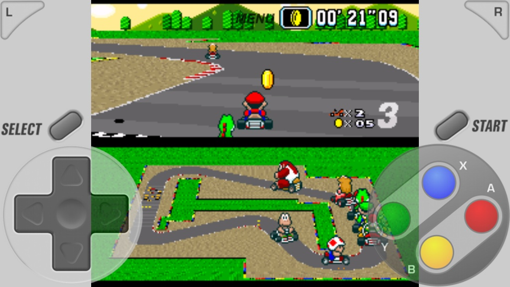 SuperRetro16 for Android