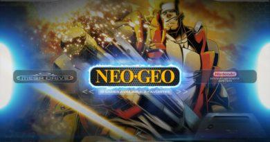 Neo Geo på Recalbox