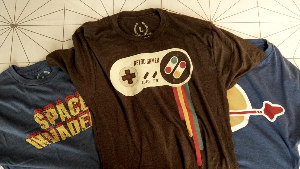 T-skjorter fra TeePublic