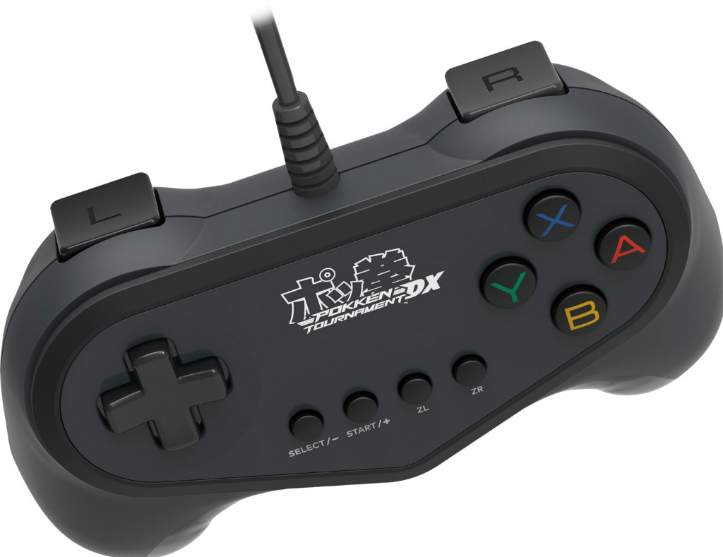 Hori Pokken Tournament DX Controller