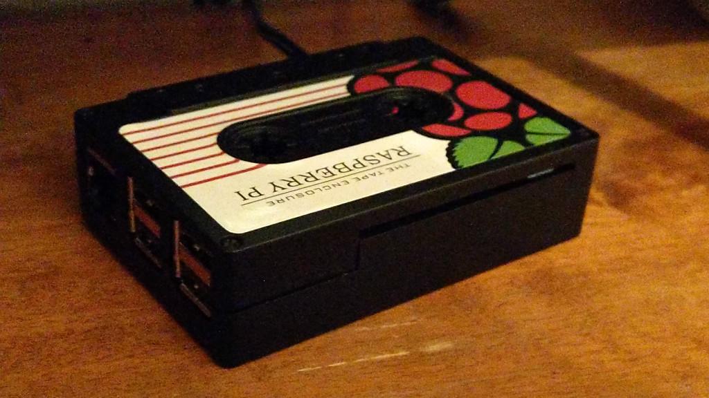 Tape Pi kabinett