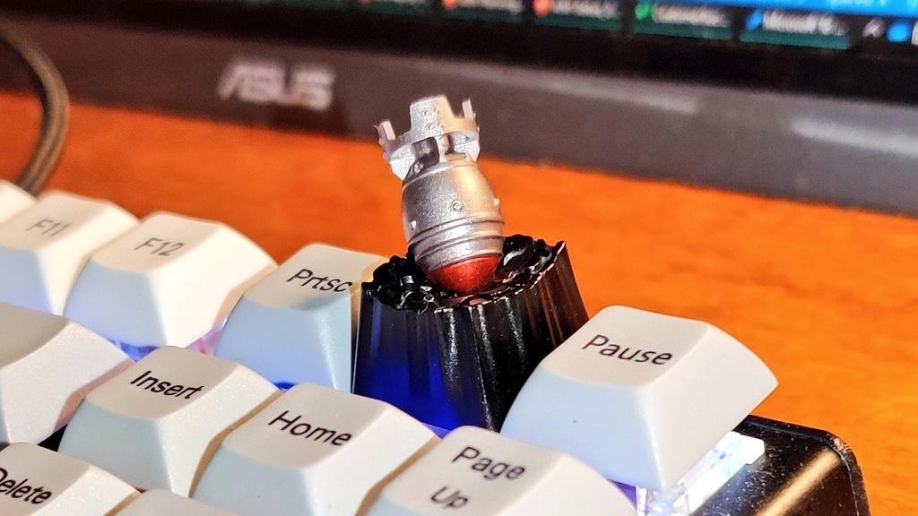 Varmilo Keycap PUGB Bomb